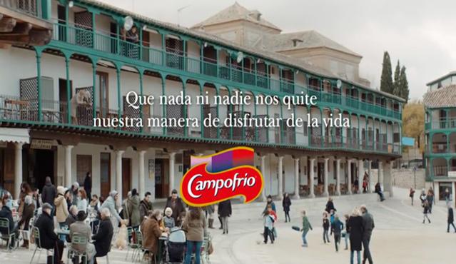 """El """"Despertar"""" de Campofrío"""